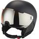 UVEX 500 Visor Helm zwart